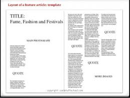 Feature Story Template