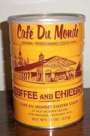Chicory Coffee Lionel Deimels Web Log Cafc Au Lait