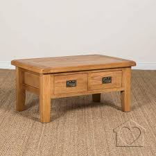 evesham oak 2 drawer coffee table without shelf 219 00 a fantastic range of evesham oak 2 drawer coffee table without shelf from listers interiors