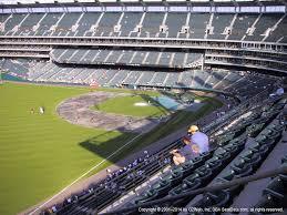 Progressive Field View From Upper Box Left Field 469 478