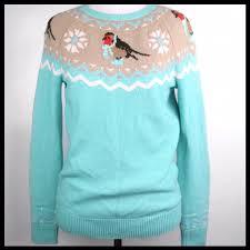 Talbots Plus Size Chart Knit Sweater Talbots Womens Pullover Ski Womens Depop