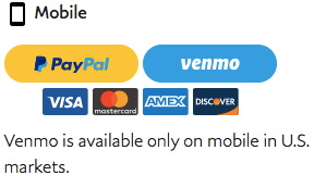 To add a card to your venmo account from a computer, click here and click edit payment methods and then add debit or credit card then add your card information. Paypal Smart Buttons Event Registration Payments Sell Tickets Event Smart