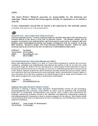 Great Sample Resume Great Sample Email Cover Letter With Salary History Also Resume