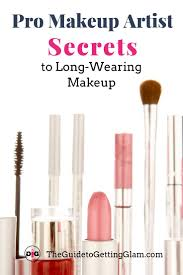 learn how to help your makeup last longer throughout the day with these pro makeup artist secrets to long wearing makeup