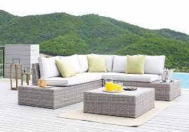 3 piece outdoor patio furniture set pe