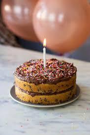 Birthday Cake Chocolate Chip Cake Bake With Shivesh