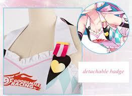 <b>New</b> Anime <b>Vocaloid</b> Hatsune <b>Miku</b> Cosplay Costume <b>Miku 2019</b> ...