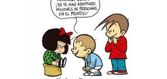 """Paren el mundo que me quiero bajar"""": las mejores frases de Mafalda - UNIDIVERSIDAD"""