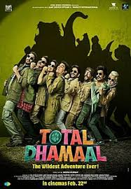 Total Dhamaal 2019 PreRip x264 AC3
