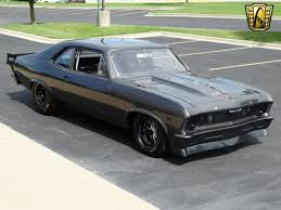 1969 Chevy Nova Twin Turbo for sale at Gateway Classic Cars STL ...