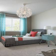 Dream room furniture Luxury Turquoise Orange Black And White Bedroom Freshomecom 100 Dream Bedroom Decorating Ideas And Tips