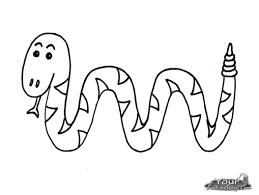 Serpent 63 Animaux Coloriages Imprimer