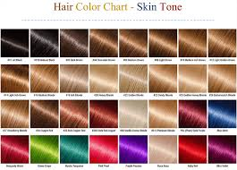 Sally Hair Color Chart Hair Color Charts To Choose Best Shade For Your Hairs