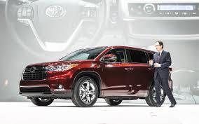 2014 Toyota Highlander - 2013 New York Auto Show - Motor Trend