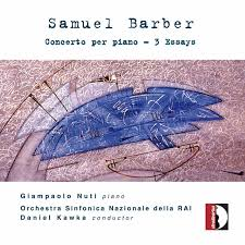 barber piano concerto essays by samuel barber on spotify