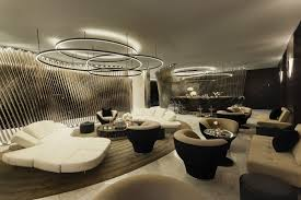 Here is the ME London Hotel Luxury Interior Design.