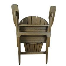 polywood folding adirondack chairs. Contemporary Adirondack Outdoor Rustic Polywood Folding Adirondack Chair Antique Mahogany   Red Door Co And Chairs I