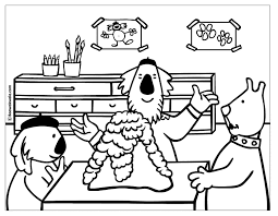 Science Coloring Pages Tingamedaycom