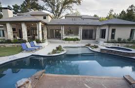 texas home design and home decorating idea center exterior custom