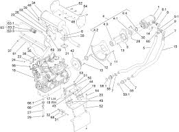 Hydraulic pump and filter assembly
