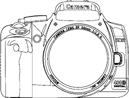 Small Picture Sony camera coloring page Boys pages of KidsColoringPageorg
