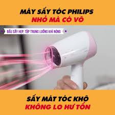 Điện máy XANH (dienmayxanh.com) - Máy sấy tóc Philips giảm sốc 25% - Sấy  nhanh khô, thiết kế nhỏ gọn