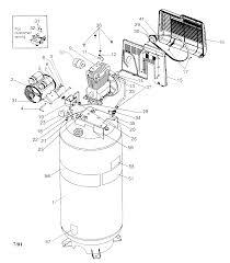Craftsman air pressor parts model 919184170 sears partsdirect