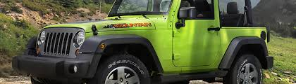 top 10 jeep wrangler colors