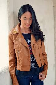 mommy testers diy studded leather jacket how to add studs to a jacket