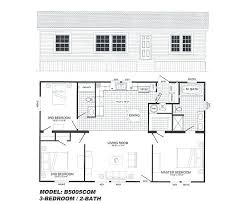 3 Bedroom Open Floor House Plans Creative Design Awesome Design