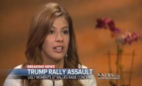 Breitbart reporter Michelle Fields, editor Ben Shapiro quit to protest  company's response to alleged assault at Donald Trump rally - New York  Daily News