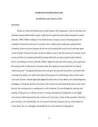 example of poem analysis essay esl analysis essay editor service  narrative poem analysis essay example topics and samples online