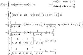 Laplace Transforms And Circuit Analysis