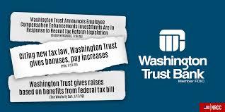 Washington Trust Bank Customer Service