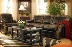 quotthe rustic furniture brings country. Image Of: Leather Rustic Couches Quotthe Furniture Brings Country