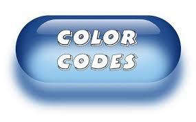 Lauras Color Codes