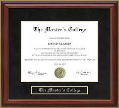 the master s college tmc mahogany diploma frame wordyisms the master s college tmc mahogany diploma frame