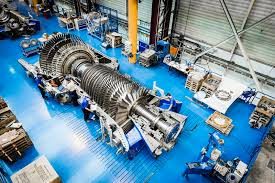 Ge Power Water Organization Chart Ge Obtains 1bn Financing For Combined Cycle Power Plant In