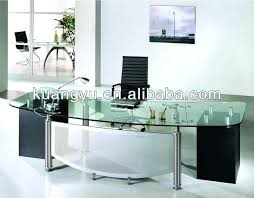Glass top office table Small Space Glass Office Table Glass Manager Office Executive Glass Manager Table Buy Glass Manager Office Executive Glass Scrapushkainfo Glass Office Table Scrapushkainfo