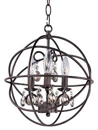 the maxim oil rubbed bronze direct for the maxim oil rubbed bronze orbit 3 light 1 tier globe chandelier and save