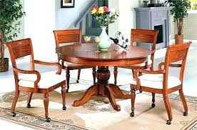 kitchen table with chairs on wheels used dinette sets caster chairs dinette chairs with wheels rolling kitchen table with chairs on wheels