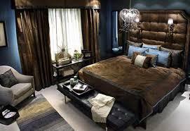 Delightful Divine Design   Chocolate And Navy Bedroom.