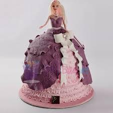 Barbie Cake Custom Cakes For Kids Cakes Gourmet Giftbagae