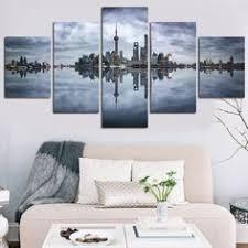 Modern Wall Art Canvas HD Printed Painting Frame <b>Modular</b> ...