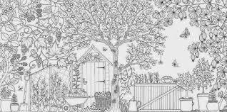 Download Adult Coloring Books Secret Garden For Free Printable