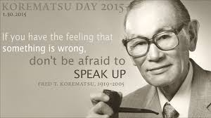Fred Korematsu Quotes Inspiration JapaneseAmerican Internment LESSONS And LEGACY