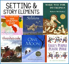 my favorite picture books for setting and story elements tgif thank it s first grade