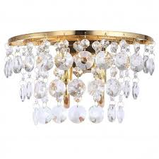 crystal wall lights free delivery
