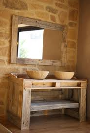 Pallet Wall Bathroom Pallet Wood Wall Bathroom Design Pallet Bathroom Decor Tsc
