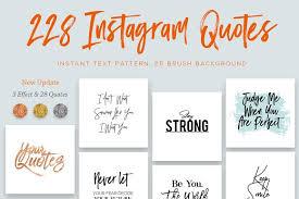Quotes instagram 100 Instagram Essential Quotes Instagram Templates Creative Market 98